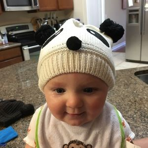 Other - Baby Panda 🐼 Hat