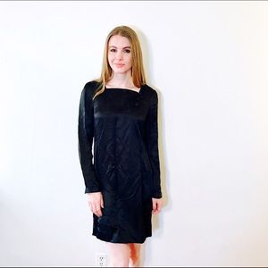 Brooklyn Industries Dresses & Skirts - BROOKLYN INDUSTRIES BLACK VIBTAGE STYLE DRESS #340