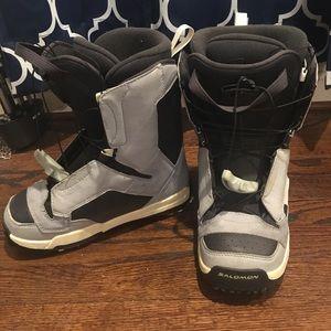 Salomon Shoes - End of season sale 🎉Salomon snowboarding boots