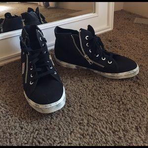 Superga Shoes - Superga Vintage Hi-Tops