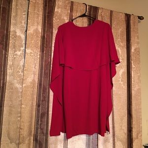 NWOT Sexy red dress