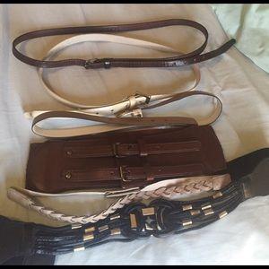 FREE W/ PURCHASE Six Belts
