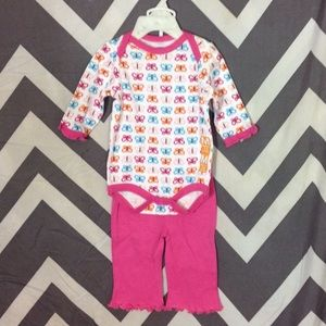 Bon Bebe Other - Butterfly Set NWOT - 3-6 Months