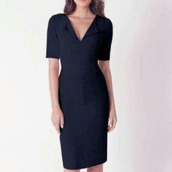 6d6308bf8e Brand new Black Halo Pescara Sheath Dress Blue 8