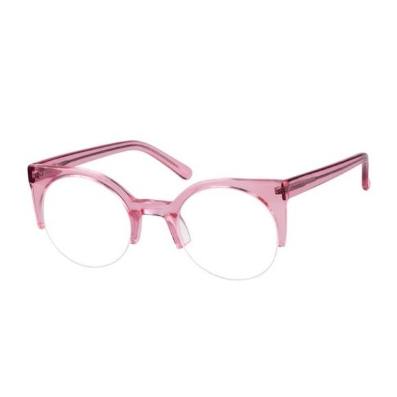 c805700fea Zenni Optical Pink Retro Glasses NWT