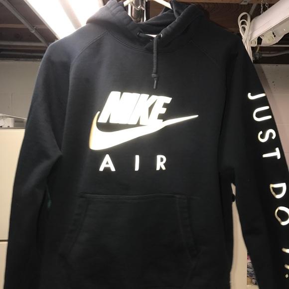 75f536d1fcc4 Nike air reflective ink hoodie. M 58996fb34127d05f6b0fd271