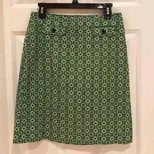 J. Crew Dresses & Skirts - JCrew Patterned Skirt