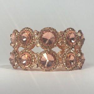 🐹Burlingame Bracelet - Rose Gold on Rose Gold