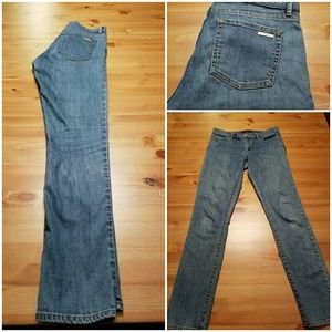 Juicy Couture Denim - Juicy Couture Skinny Straight Leg Jeans SZ 28