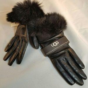 UGG Accessories - UGG Quinn Glove with Toscana Trim