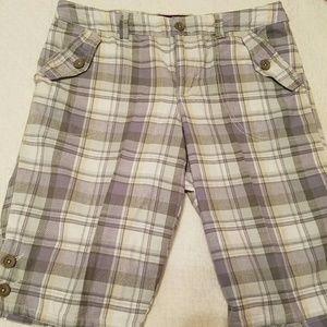 Gloria Vanderbilt Pants - BERMUDA SHORTS