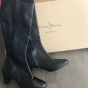 Cole Haan Tall Boots with Nike Air Technology