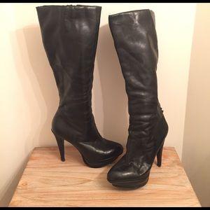 Jessica Simpson Shoes - 💥FLASH SALE💥 Jessica Simpson Leather Knee Highs