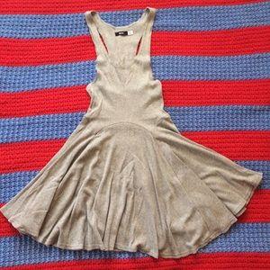 Grey Jersey BDG Dress