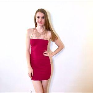 Mason Dresses & Skirts - MASON SEXY LACE CUT OUT MINI DRESS #476