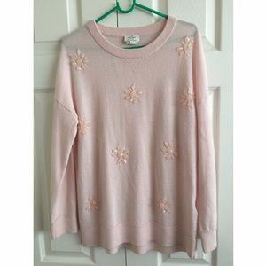 Kate Spade Embellished Sweater