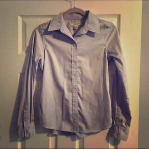 Banana Republic fitted shirt