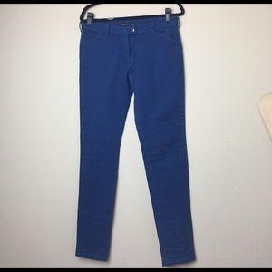 Balenciaga Denim - Fabulous Balenciaga  stretch skinny colored jean