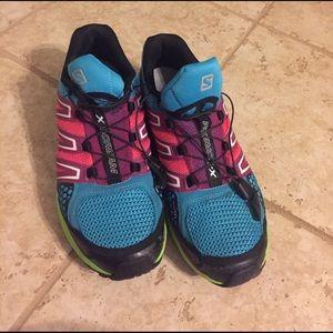 Salomon Shoes - Salomon hiking shoes