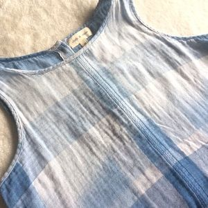 Anthropologie Cloth & Stone Crop Top