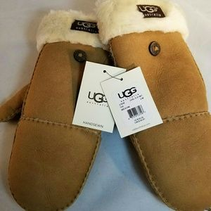 UGG Accessories - UGG Convertible Shearling Mittens