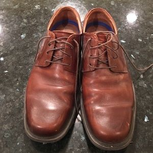 Florsheim Other - Florsheim brown men's dress shoes.  Size 10