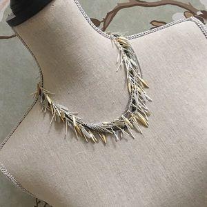 Stella & Dot Jewelry - NIB Stella & Dot 4-in-1 Freya Fringe Necklace