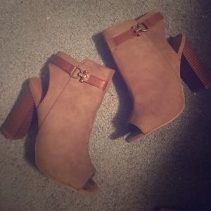 Brand new booties!!!