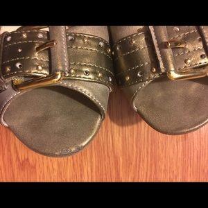 Kathy Van Zeeland Shoes - Kathy Van Zeeland Open Toe peep toe Shoes