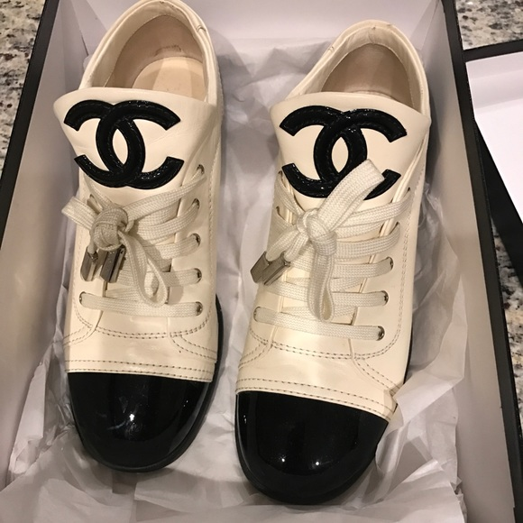 Limited Edition Chanel Sneakers | Poshmark