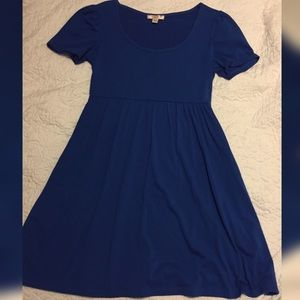 Lux Dresses & Skirts - Lux blue babydoll dress