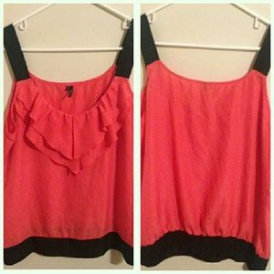 Maurices Tops - Ruffled Blouse