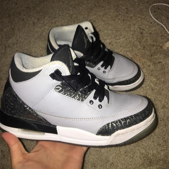 38f09d8e0dc Jordan Shoes | Air Wolf Grey 3s Make An Offer | Poshmark