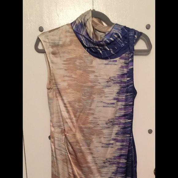 BCBGMaxAzria Dresses & Skirts - BCBG MaxAzria silk dress