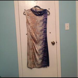 BCBGMaxAzria Dresses - BCBG MaxAzria silk dress