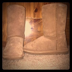 Brown Bear Paw Boots