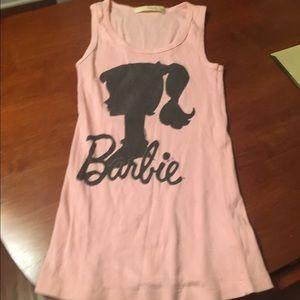 Tops - Vintage Style Barbie Tank