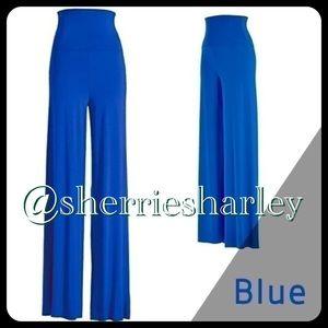 Pants - 🆕Now Available👖Royal Blue Palazzo Pant Plus Size
