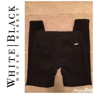 "White House Black Market Denim - *WHITE HOUSE BLACK MARKET* skinny jeans XS..28""W"
