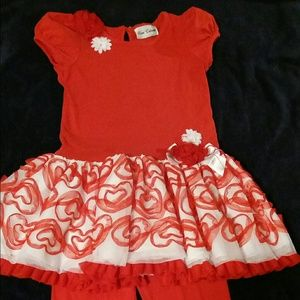 Adorable Boutique Girls Rare Editions Outfit