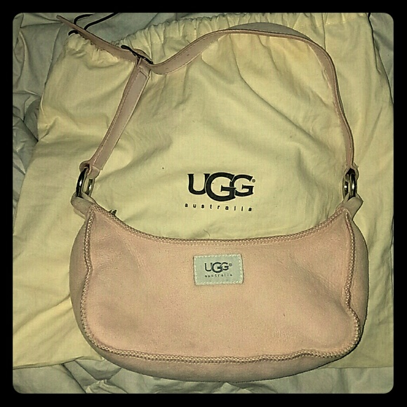 UGG Handbags - *Light Pink UGG Purse* w/dust bag