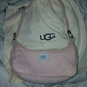 UGG Bags - *Light Pink UGG Purse* w/dust bag