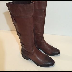 Leather Riding Boots - Belk Purchase - Great