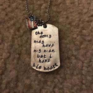 Jewelry - Army Dogtag Necklace