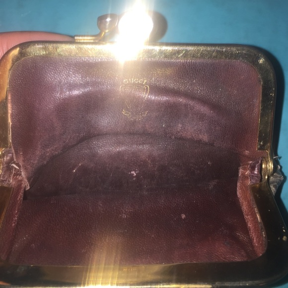 Gucci Bags - Gucci vintage coin purse
