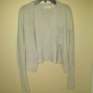 Inhabit  gray sweater 