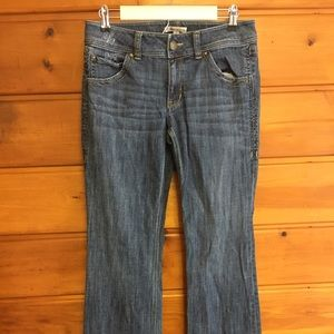 CAbi Flare Jeans Style #876L