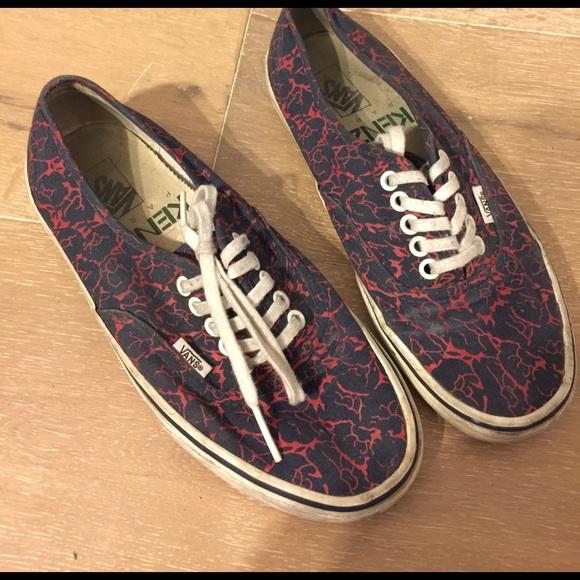 Kenzo Shoes - KENZO VANS MENS 7 WOMENS 8.5