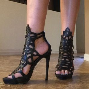 "Paper Fox Shoes - Paper Fox 5"" Beautiful Heels"