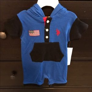 U.S. Polo Assn. Other - Polo Assassin baby boys outfit